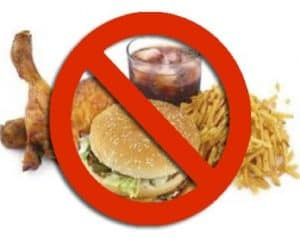 Stop Eating Fast Foods